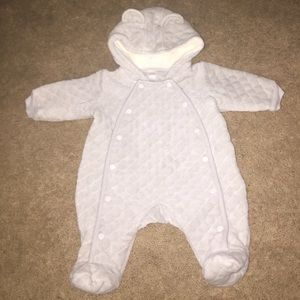 Nordstrom Baby Warm Body Suit